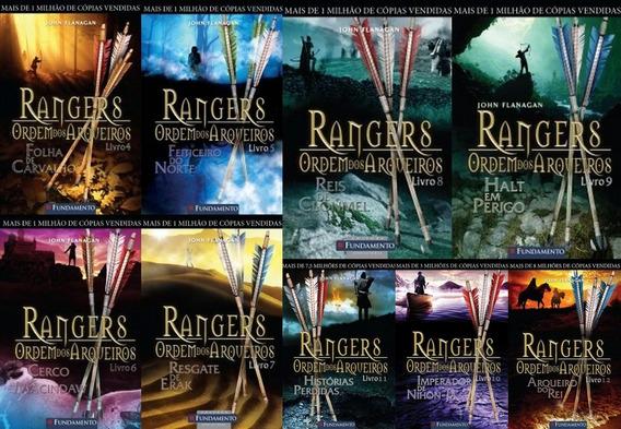 Rangers Ordem Dos Arqueiros - Vol 4 Ao 12 - 11a17 Anos