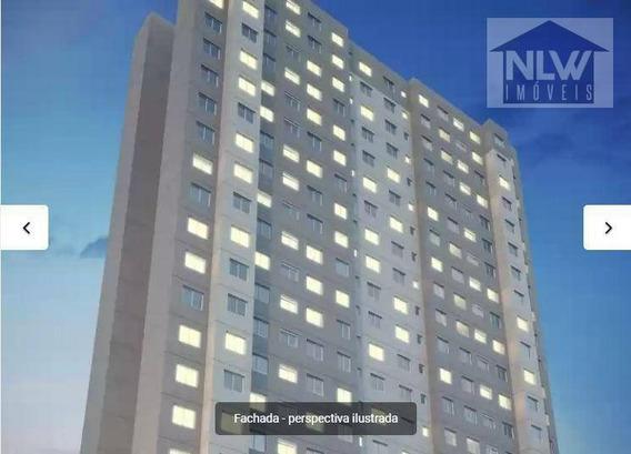 Apartamento Com 2 Dormitórios À Venda, 41 M² Por R$ 225.486 - Jardim Prudência - São Paulo/sp - Ap1354