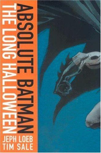 Libro Absolute Batman: The Long Halloween - Nuevo
