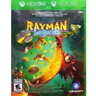 Xbox One Juego Rayman Legends