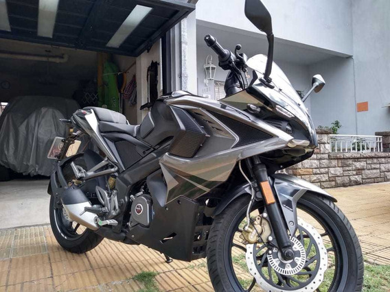 Rouser Rs 200 Injection Como Nueva (1000 Km)