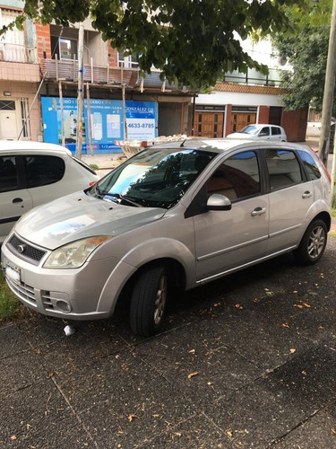 Ford Fiesta 1.6 Ambiente Plus Mp3 2008