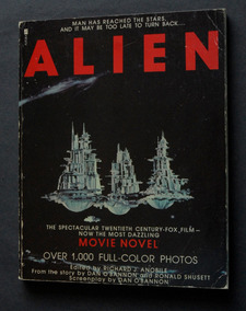 Alien - Movie Novel