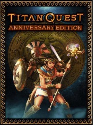 Titan Quest Anniversary + Ragnarök Dlc Pc Key Digital Steam