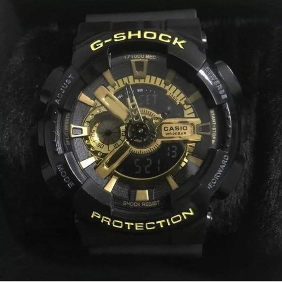 Relógio Masculino Automático Antishock Lançamento