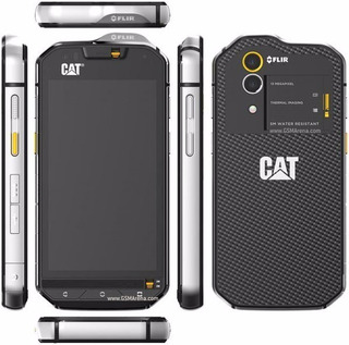 Cat S60 Carterpilar 4g 13mpx+locales+garantia+boleta D Venta
