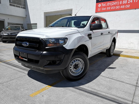 Ford Ranger 2.3 Xl Gasolina Mt 2017 Facilidades