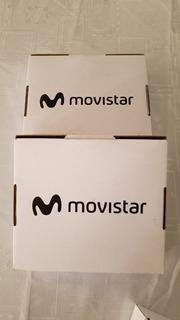 Decodificadores Movistar Hd Conexión Hdmi Completos