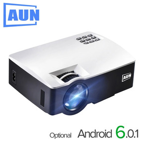 Projetor Led Aun Akey1 Plus (android 6.0)