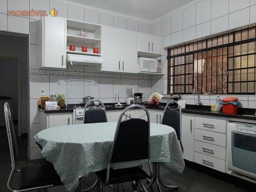 Imagem 1 de 12 de Casa, Bairro Santa Tereza - Itu Sp - Ca1151