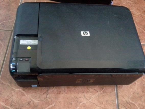 Impressora Multifuncional Hp C4480 Preta No Estado