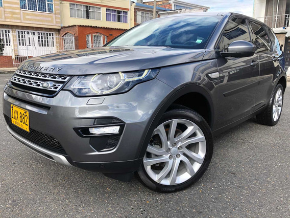 Land Rover Discovery Hse 7 Pasajeros Premium