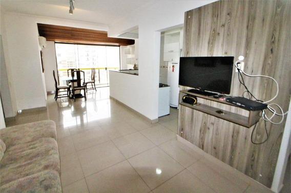 Flat Com 1 Dormitório À Venda - Praia Das Pitangueiras - Guarujá/sp - Fl0028