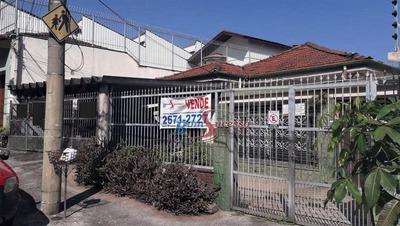 Terreno Residencial À Venda, Alto Da Mooca, São Paulo. - Te0365