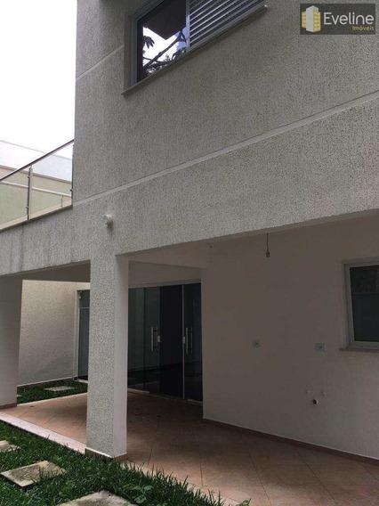 Casa De Condomínio A Venda - Mosaico Da Serra - 3 Suites - Mogi - V740