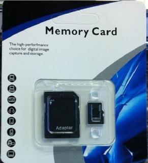 Tarjeta De Memoria Micro Sd Sdhc De 64 Gb Clase 10 Con Adapt