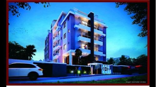 Imagem 1 de 5 de Apartamento No Costa E Silva Com 3 Quartos Para Venda, 132 M² - Ka1044