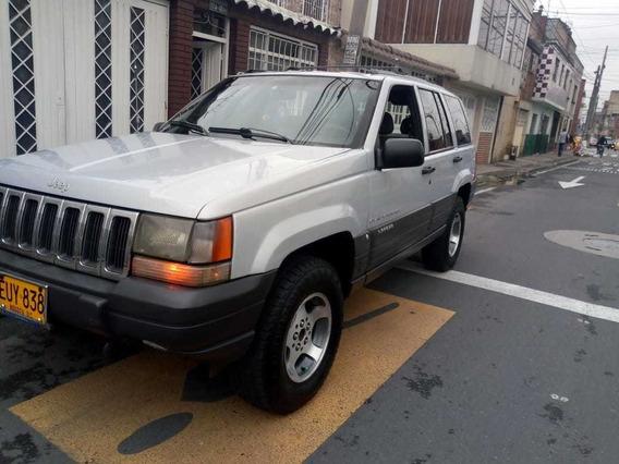 Jeep Grand Cherokee 1998 En Muy Buen Estado