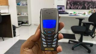 Nokia 8265i Cdma Relíquia (meu-smartphone)