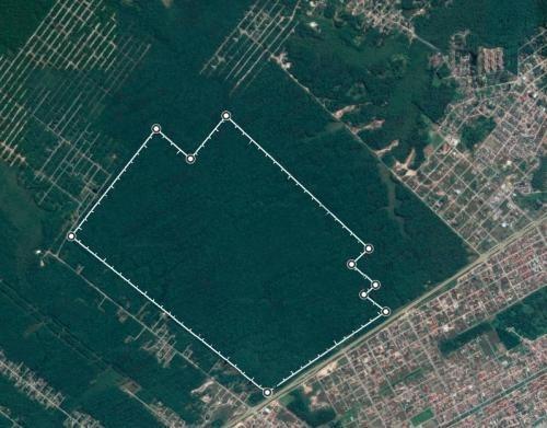 Área Para Loteamento Na Cidade De Itanhaém - 5901   A.c.m