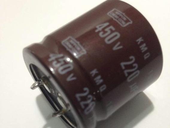 Condensador 450v 220uf (m)