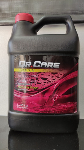 Refrigerante Dr Care Heavy Duty Galón 3.78lts