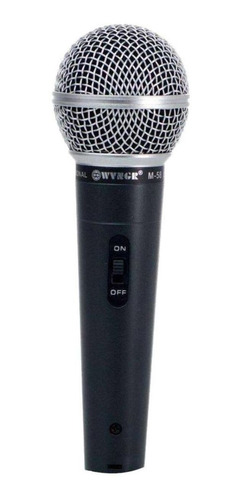 Microfone WVNGR M-58 cardióide