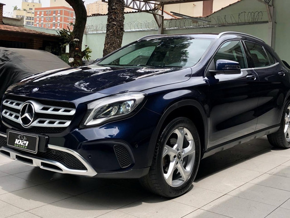 Mercedes-benz Gla 200 1.6 Cgi Flex Advance 7g-dct 2017/2018