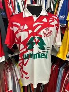Camisa De Futebol América De São José Do R. Preto