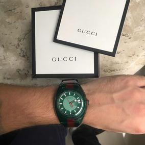Relogio Gucci Sync