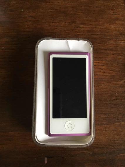 iPod 7 Geração 16g Roxo Usado