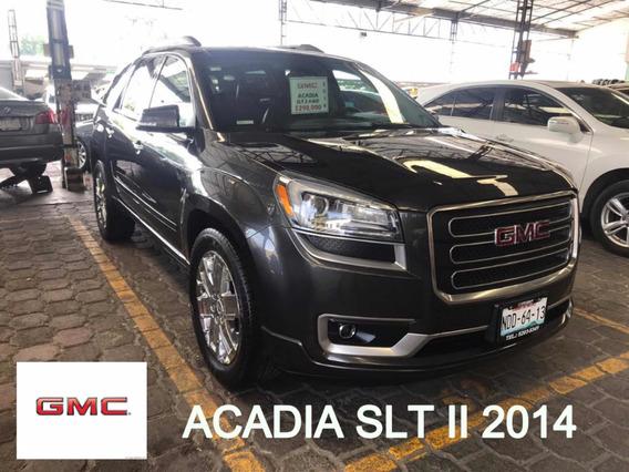 Gmc Acadia 3.6 Slt2 Premium V6 8/pas At 2014