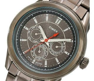 Reloj Timex T2p180 Nuevo En Caja C/garantia Dia Del Padre