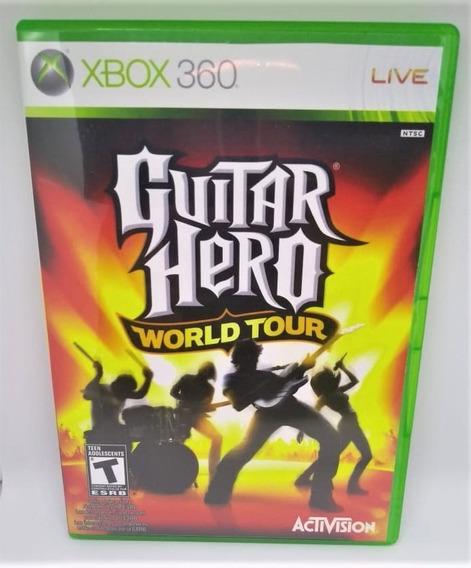 Guitar Hero World Tour Original Xbox 360 Cr $15