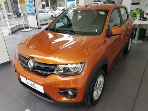 Renault Kwid Zen 1.0 0km 2021 Financiacion Disponible (ga)