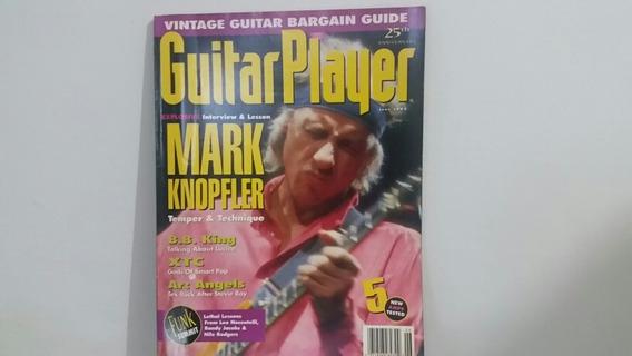 Mark Knopfler -guitar Player 06/1992