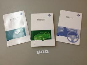 Manual Do Proprietário Gol G5 2011 - Original - Em Branco