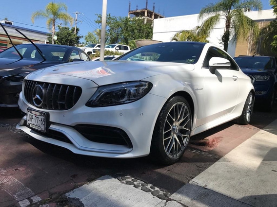 Mercedes Benz C63 Coupe 2019