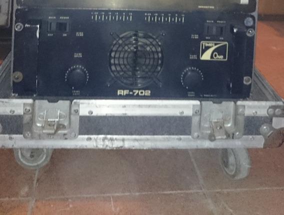 Amplificador / Potência Times One Rf - 702