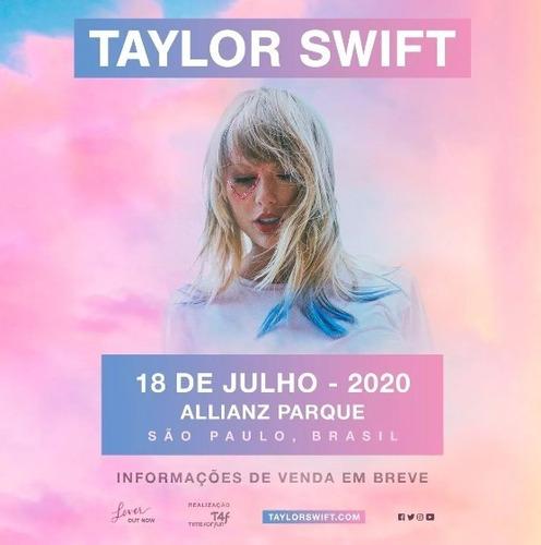 Ingresso Taylor Swift Lover Tour 18/07/2020 Allianz Parque