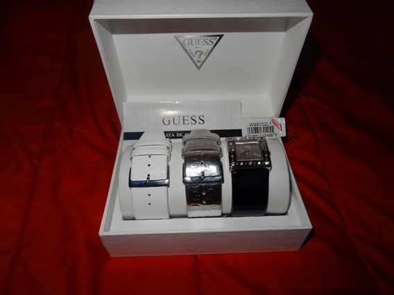 Reloj Guess Para Dama Modelo W95032l1