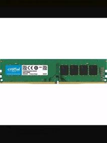 Memoria Crucial 8gb Ddr4 2400mhz Pc