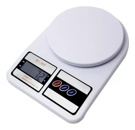 Balança De Cozinha Digital Alta Precisão 10kg Pronta Entrega