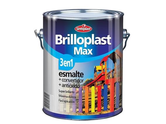 Esmalte Convertidor Brilloplast Sinteplast 4 Lt - Colores