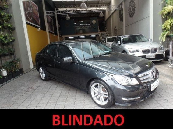 Mercedes-benz C-180 Cgi Sport 1.6 16v Turbo, Fjk4060