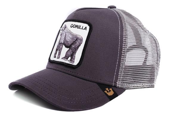 Gorra Goorin Bross Baseball King Of The Jungle -g31010333-15