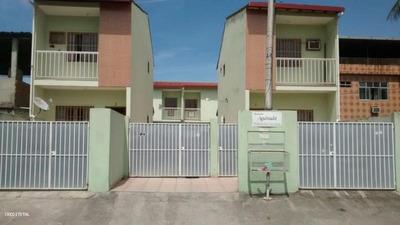 Casa A Locação Em Belford Roxo, Andrade Araujo, 2 Dormitórios, 2 Banheiros, 1 Vaga - 52
