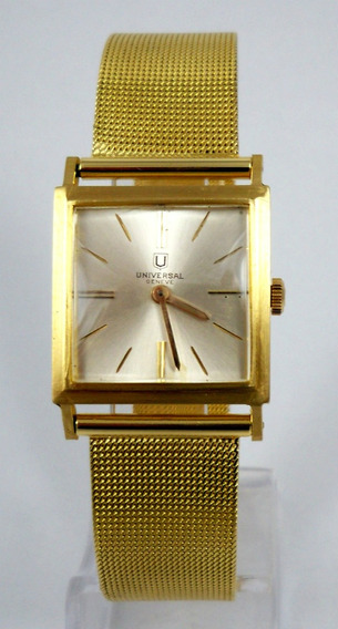 Universal Geneve - Masculino - Ouro 18 Kt