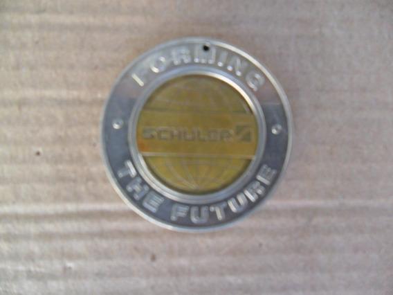 Medalha Antiga Schuler Ano 1999