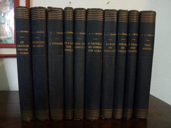 Coleção De Livros De A. J. Cronin: Romances